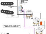 Fender Hot Noiseless Pickups Wiring Diagram Strat Style Guitar Wiring Diagram