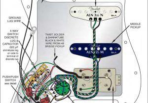 Fender Humbucker Wiring Diagram Fender Noiseless Strat Wiring Diagrams Wiring Diagram New