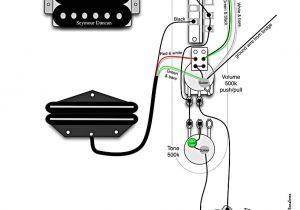 Fender Humbucker Wiring Diagram Tele Wiring Diagram 2 Humbuckers 2 Push Pulls Telecaster Build