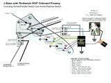 Fender Jazz Bass Wiring Diagram Active Jazz B Wiring Diagram Wiring Diagram View