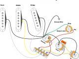 Fender Strat Wiring Diagram Wiring Diagram for Strat Schematic Diagram Database