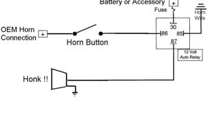 Fiamm Horn Wiring Diagram Air Horn Installation