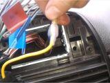 Fiat Punto Wiring Diagram Mk2 Fiat Punto Stereo Wiring Modification Youtube