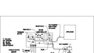 Field Power Venter Wiring Diagram Field Controls 46490500 User Manual