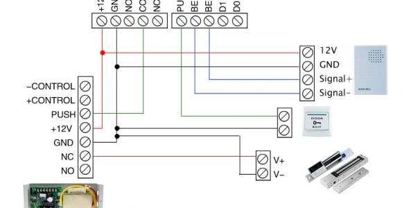 Fingerprint Access Control Wiring Diagram 2019 Rfid Standalone Fingerprint Lock Access Control