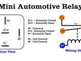 Five Wire Relay Diagram Automotive Wiring Relays Diagram Wiring Diagram Expert