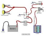 Fog Light Relay Wiring Diagram Cablage Pour Longues Portees with Images Nissan Xterra