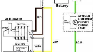 Ford 2g Alternator Wiring Diagram Wiring ford 2g Alternator Mustang Unit Grassroots