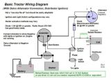 Ford 8n 6v Wiring Diagram ford Tractor Ignition Wiring Diagram Allis Chalmers Wd 12