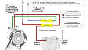 Ford Alternator Wiring Diagram Internal Regulator Nippondenso Alternator Internal Regulator Wiring Diagram Wiring