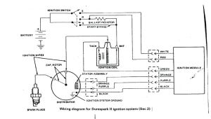 Ford Duraspark Wiring Diagram ford Wiring Diagram Ignition Module Tp40 Wiring Diagram Database