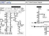 Ford F250 Trailer Wiring Diagram 96 ford F 250 Wiring Diagram Wiring Diagram Name