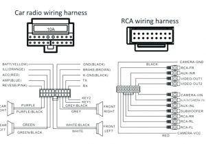 Ford Focus Stereo Wiring Diagram ford F150 Radio Wiring Harness Wiring Diagram Article Review