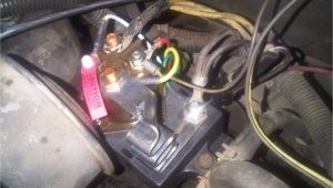 Ford Glow Plug Relay Wiring Diagram ford 7 3 Glow Plug Relay Wiring Diagram Archives