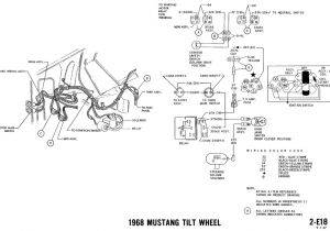 Ford Mustang Wiring Diagram 1968 Mustang Wiring Diagrams and Vacuum Schematics Average Joe