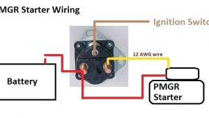 Ford Starter solenoid Wiring Diagram 4 Post 12 Volt solenoid Diagram Wiring Diagram Img