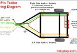 Four Wire Trailer Light Wiring Diagram Diagram Moreover 7 Plug Trailer Wiring Color Code On 2 Pole