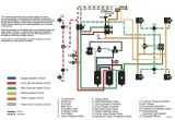 Four Wire Trailer Light Wiring Diagram Tractor Trailer Air Brake System Diagram In 2020 with