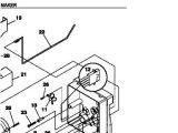 Frigidaire Refrigerator Ice Maker Wiring Diagram Parts for Frigidaire Frt22inlhw3 Ice Maker Parts