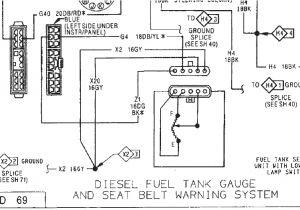 Fuel Sender Fuel Gauge Wiring Diagram Wiring Question for Fuel Tank Dodge Diesel Diesel Truck
