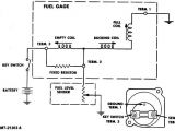Fuel Sender Fuel Gauge Wiring Diagram Wz 2228 Wiring Diagram for Chevrolet Fuel Gauge Schematic