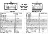 Fujitsu Ten Car Audio Wiring Diagram Fujitsu Ten toyota Jbl Wiring 1998 Data Schematic Diagram