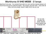 Fulham Workhorse Ballast Wiring Diagram Fulham Workhorse 5 Wiring Diagram Wiring Diagram Paper
