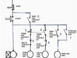 Furnas Magnetic Starter Wiring Diagram Star Delta Motor Starter Explained In Details Eep