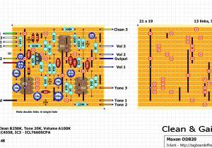 Fxc Switch Panel Wiring Diagram Guitar Fx Layouts Maxon Od820
