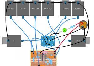 Fxc Switch Panel Wiring Diagram Loop Switch Pedal Um Zwischen Effekten Im Amp Loop Und