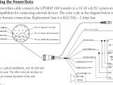 Garmin Fishfinder 140 Wiring Diagram Fishfinder Wiring Diagram Wiring Diagram