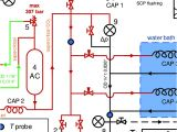 Gast Vacuum Pump Wiring Diagram Scheme Of Co2 Branch On Mpd Setup 1 Liquid Co2 Cylinder 2