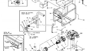 Generac Battery Charger Wiring Diagram Briggs and Stratton Power Products 1645 0 4 000 Exl Parts Diagrams