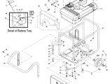 Generac Gp17500e Wiring Diagram Generac 0057350 Gp17500e Parts Diagram for Handle Frame Wheel