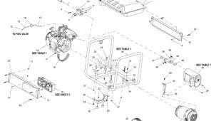 Generac Gp5500 Wiring Diagram Generac 0059390 Gp5500 Parts Diagrams