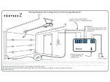 Genie Safety Beam Wiring Diagram Al 7428 Genie Intellicode Wiring Diagrams Schematic Wiring