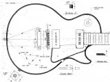 Gibson Electric Guitar Wiring Diagram Schablonen Und Zeichnungen Gitarrebassbau De Gitarrenbau