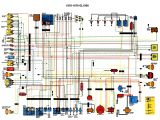 Gl1000 Wiring Diagram Gl1100 Standard 1983 Color Schematic Diagram 517 Kb Wiring Diagram Sys