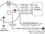 Gm 10si Alternator Wiring Diagram so 7232 3 Wire Delco Alternator with Regulator Wiring Diagram
