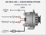 Gm 3 Wire Alternator Wiring Diagram Powermaster One Wire Alternator Diagram Wiring Diagram Note