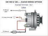 Gm One Wire Alternator Diagram Gm Cs130 Wiring Diagram Wiring Diagram Technic
