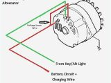 Gm Single Wire Alternator Wiring Diagram 1 Wire Alternator Diagram In 2020 with Images Alternator