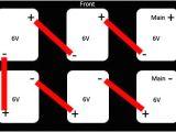 Golf Cart Battery Wiring Diagram Ez Go Ez Go Txt Battery Wiring Diagram Wiring Diagram Expert