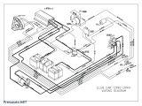 Golf Cart solenoid Wiring Diagram Wiring Diagram 36v Blog Wiring Diagram