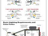 Gooseneck Trailer Wiring Harness Diagram Trailer Wiring Diagram 7 Way Volovets Info