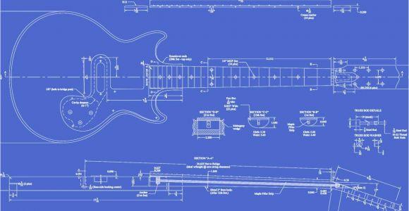 Gretsch Duo Jet Wiring Diagram Gibson Melody Maker Guitar Templates Guitar Templates Gibson