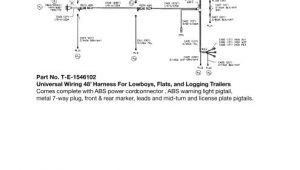 Grote 5370 Tail Light Wiring Diagram Lighting 106 137 Trailco Parts