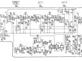 Guitar Pedal Wiring Diagram Boss Oc 2 Dual Octave Down Guitar Pedal Schematic Diagram