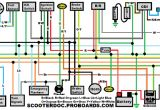 Gy6 50cc Wiring Diagram Wiring Diagram for A Scooter Table Wiring Diagram