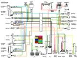 Gy6 Engine Wiring Diagram Wiring Diagram for Gy6 150cc Scooter Wiring Diagrams Show